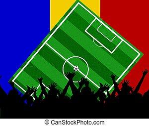 soccer fans romania