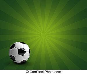 soccer football ball 3d render
