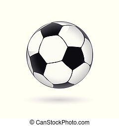Soccer Football Ball vector illustration