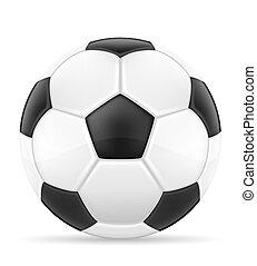 soccer football ball vector illustration