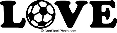 Soccer Football Love