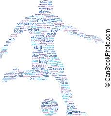 Soccer Football Player