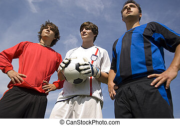 Soccer - Football Players