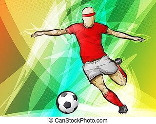 soccer-futbol/abstract, sport