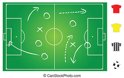 soccer game play
