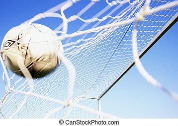 goal - soccer goal