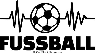 Soccer heartbeat pulse