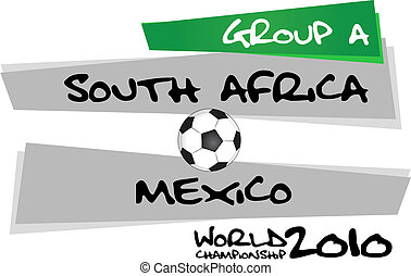 South Africa vs Mexico