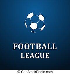 Soccer or football banner