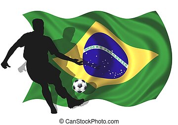 soccer player Brazil