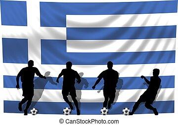 soccer player Greece