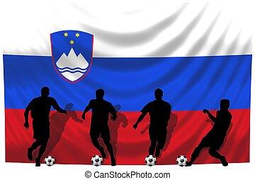 soccer player Slovenia