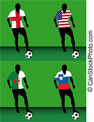 Soccer players - Group C