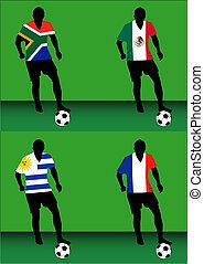 Soccer players - GroupA
