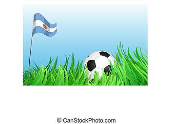 soccer playground, argentina