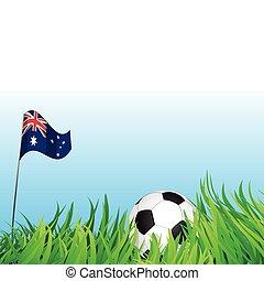 soccer playground, australia