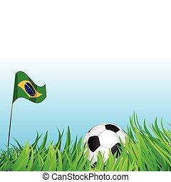 soccer playground, brazil