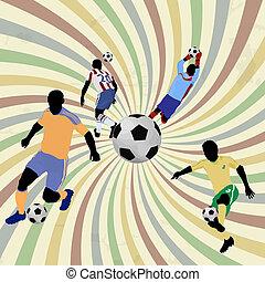 Soccer poster