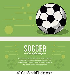 soccer sport ball championship image