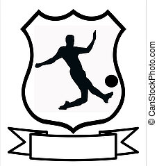 Soccer Sport Shield