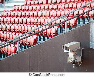 soccer, stadion