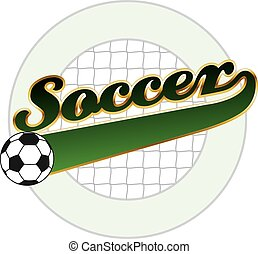 Soccer With Tail Banner