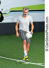 soccerfootball, age moyen, joueur