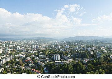 Sochi, Aerail View