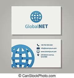 société, affaires globales, carte