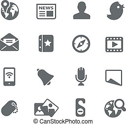 sociaal, web beelden