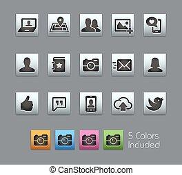 sociaal, web beelden, --, satinbox