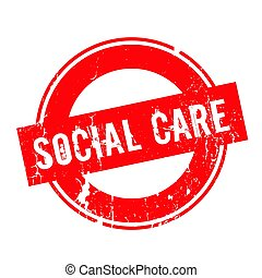Social Care rubber stamp