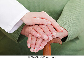 Social care - How to give the best care in elderly homes
