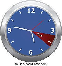 Social Clock - Social Website Addiction, All Day On Internet...