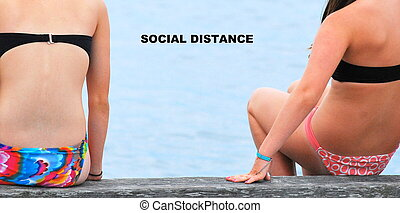Social Distance.