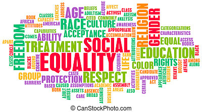 Social Equality Respect for Every Race and Gender