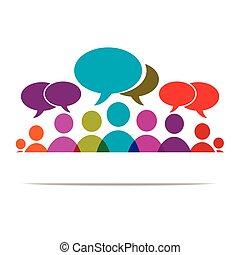 social, forum