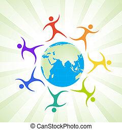 social, gestion réseau