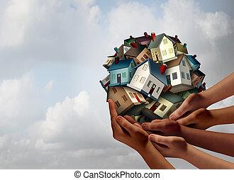 Social Housing Concept