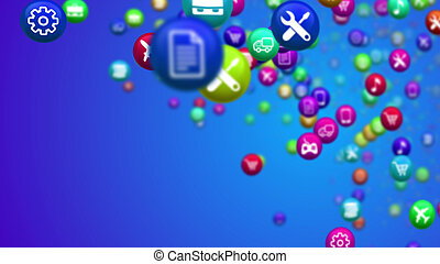 social, média, voler, balles, nouvelles