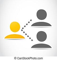 social, mídia, viral, marketing