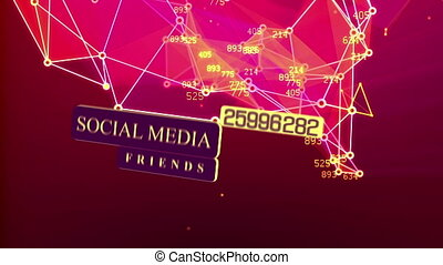 """Social media, communication in the global networks"""