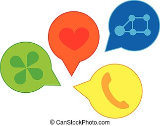 Social media Icons - Social media icons for web or print...