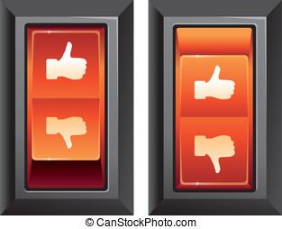 social media internet concept