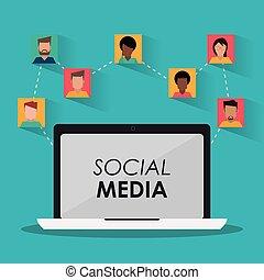 social media network design