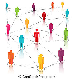Social Media, Network