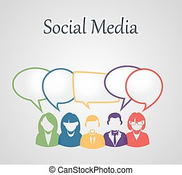 Social media people group