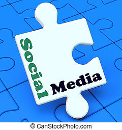 Social Media Shows Online Networking Community - Social...