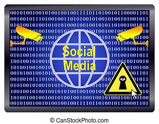 Social Media Spy