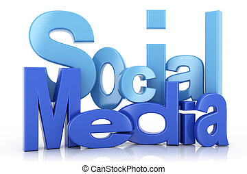 Social media text